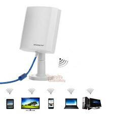 WiFi Antenna Indoor/Outdoor Booster Wireless up to 1/2 .5 Mile Away Hot Spots