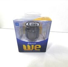 Genuine X-mini WE  - Thumbsize Bluetooth Mini Speaker with Massive Sound!