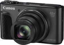 Canon PowerShot SX730 HS 20.3 MP Digital Camera - Black