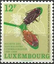 Timbre Insectes Luxembourg 1197 ** lot 8454