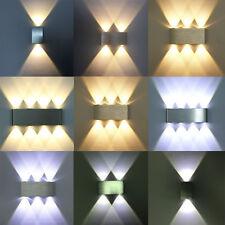 4W 6W 18W LED Wandlampe Wandleuchte Dimmbar Flurlampe wohnzimmer Beleuchtung DHL