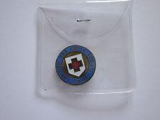 British Junior red cross society, enamel badge c1975