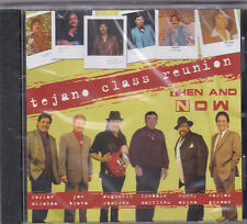 "*Tejano Class Reunion-""Then & Now"" -Various-Tejano Tex Mex Latin CD SEALED"