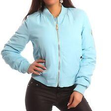 Hüftlang Damenjacken & -mäntel im Sonstige Jacken-Stil mit Baumwollmischung ohne Muster