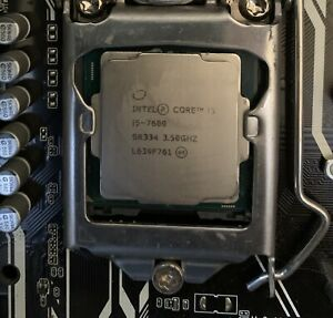 I5 7600