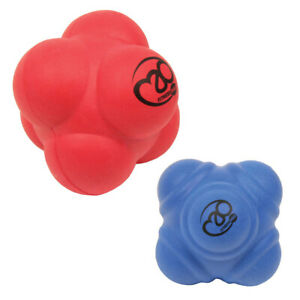 Fitness Mad Reaction Ball Speed Reflex Agility Sports Hand Eye Coordination