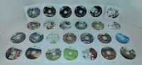 Lot Of 26 Microsoft Xbox 360 Video Games Discs Only Call Of Duty Halo And More
