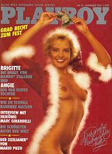 Playboy 12/1985    Angie van Burg & Brigitte Nielsen*   Dezember/1985