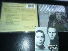 "SIMON & GARFUNKLE "" BRIDGE OVER TROUBLED WATER "" CD WITH BONUS TRACKS"