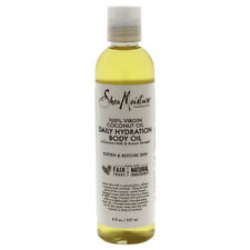 100% Virgin Coconut Oil Daily Hydration Body Oil by Shea Moisture - 8 oz Oil