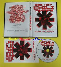 DVD RED HOT CHILI PEPPERS by the way live in japan 2007 MC 6304 no mc lp vhs cd