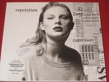 Taylor Swift: Reputation (inkl. Ready for it & Look what you made me do)