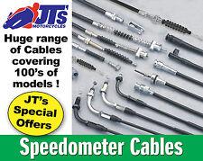 Speedo Cable to suit Honda CG125 K / A / B (76-79) (Drum Brake Model)