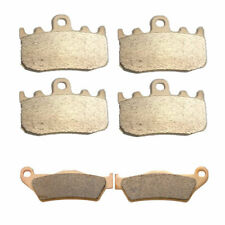 Volar Sintered HH Front & Rear Brake Pads for 2009-2015 BMW K1300S