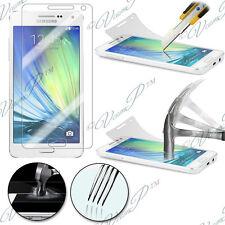 1 Pellicola Vetro Temperato Protettore Samsung Galassia A5 SM-A500F A500H A500K/