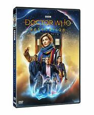Doctor Who: Resolution Dvd by Jodie Whittaker 2019 New Free Shipping