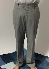 Gucci- Men's Trousers. Pre-owned Style#105842 Euro 50R/34 Waist, 31 Inseam. Wool