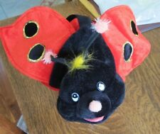 Ladybug Ladybird Hat Fancy Dress Costume -Kids / Adults New