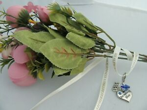 SOMETHING OLD NEW BORROWED BLUE LUCKY SIXPENCE 2020-21-22 BOUQUET CHARM GIFT