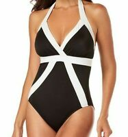NEW Magicsuit by Miraclesuit Bailey Women's One Piece Swimsuit Size 16