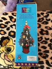 Disney Winnie The Pooh Christmas Tree With Decorations