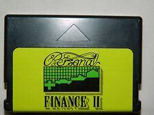 Vintage 1982 Radio Shack TRS-80 Color Computer Personal Finance II #26-3106