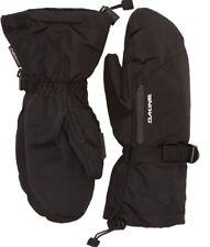 Dakine Cuir Sequoia Femmes Snowboard / Moufles de Ski Noir Taille L