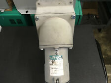 Appleton Powertite AR20044RS 200 AMP 4 Pole 4 Wire 600V w/ J Box & Turn Down V-3