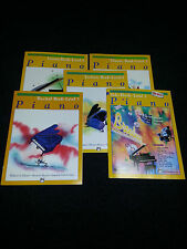 ALFRED'S BASIC PIANO LIBRARY BOOKS LEVEL 3  SET OF 5