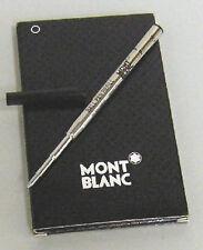 MONTBLANC STYLO Recharge grande capacité Noir F