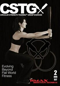 Circular Strength Training Group eXercise 2 DVD Set