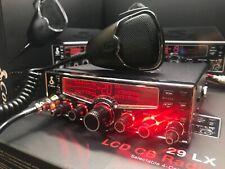 Cobra 29 Lx Cb Radio - Red Nitro Led Rings+Performance Tuned+Echo
