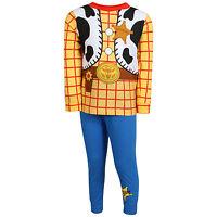 Boys Kids Marvel Disney Super Hero Nightwear PJ Pyjama Set From Age 18m to 8Yrs