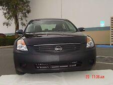 Colgan Front End Mask Bra 2pc. Fits Nissan Altima Sedan 2007-2009 W/O Lic.Plate