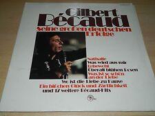 Gilbert Becaud - Seine großen Deutschen Erfolge - 24 Tracks - Doppel LP