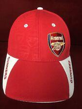 Arsenal FC Gunners New Era Strapback Hat Cap 56 CM