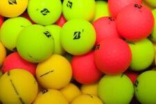 1 Dozen BRIDGESTONE e12 SOFT Matte Colour Golf Balls MINT / Near Mint