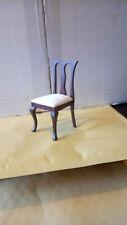 Dolls House Furniture  Mahogany Chair