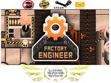 Factory Engineer PC Digital STEAM KEY - Region Free