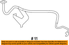 FORD OEM 13-16 F-350 Super Duty Front Brake-Flex Hose GC3Z2078C