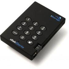 Discos duros externos negros para ordenadores y tablets 8MB USB 2.0