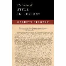 The Value of: The Value of Style in Fiction - Paperback / softback NEW Stewart,