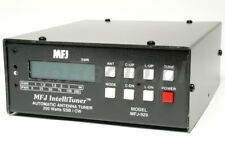 MFJ-929 AUTOMATIC ANTENNA TUNER 200W 1.8-30MHz LCD/MTR +FAST UPS DELIVERY MFJ929