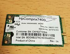 HP Compaq Tarjeta Wi-Fi 407575-002 nx7400