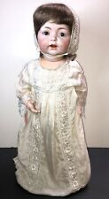 "24"" Antique German Simon & Halbig K Star R 122 Baby Bisque & Compo Doll #Sc4"
