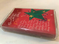 CHRISTMAS WITH THE STARS 1997 CASSETTE KENNY G, SHANIA TWAIN,VANESSA WILLIAMS