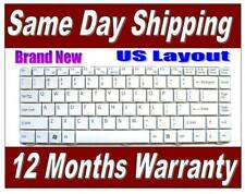 Sony Vaio VGN-NS20E Keyboard US Layout | White Color | Brand NEW