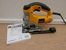Buy jigsaw 240v ebay dewalt dw331kt dw331 heavy duty jigsaw 240v in tstak case 20 blades greentooth Images