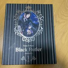 Yana Toboso Artworks Black Butler Kuroshitsuji vol.1 Art Book Japanese ver.