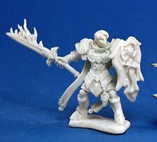 Dark Heaven Bones Almaran the Gold, Paladin Unpainted Miniature Reaper RPR77058